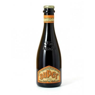 Bouteille de bière Super Baladin Bitter 25cl
