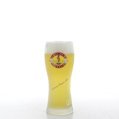 Verre à bière Blanche de Bruxelles - 25cl