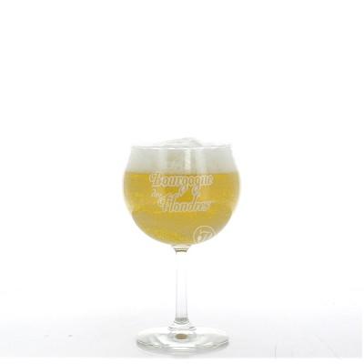 Verre Bourgogne des Flandres - 25cl