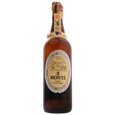 Bouteille 3 Monts Blonde 75cl
