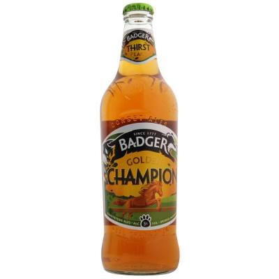 Bouteille Badger Golden Champion 50cl