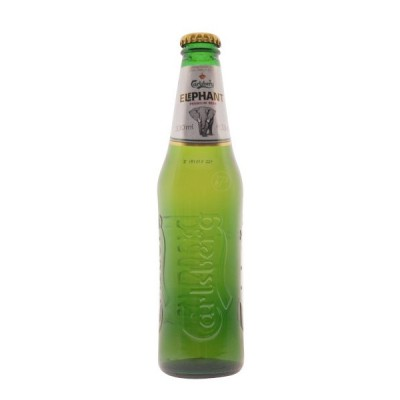 Bouteille Elephant Carlsberg Blonde 33cl