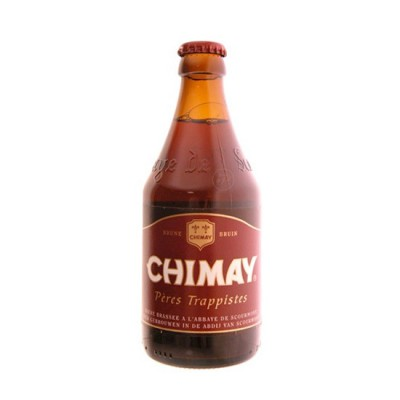 Bouteille trappiste Chimay Rouge 33cl