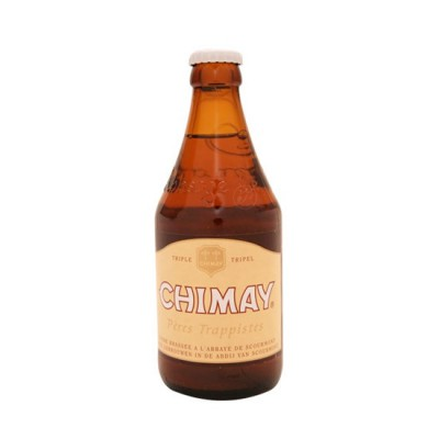 Bouteille trappiste Chimay Triple 33cl