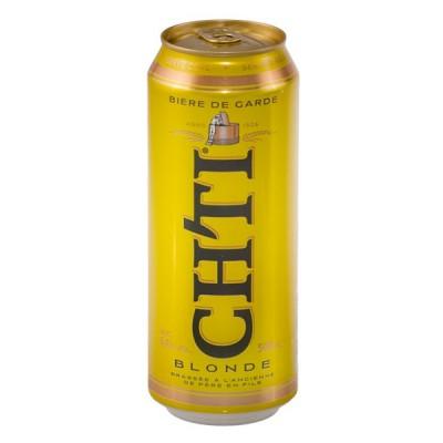 Bière Ch'ti Boite 50 CL