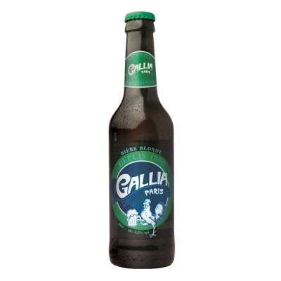 Bouteille Gallia blonde 33 cl