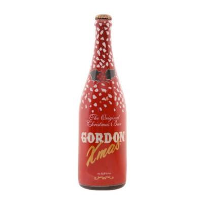 Bouteille Gordon Xmas 75 cl