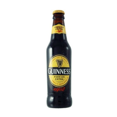 Bouteille GUINNESS foreign extra 33cl