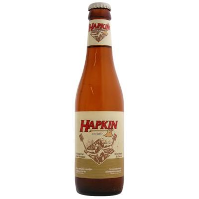 Bouteille Hapkin La Biere des Bucherons 33cl