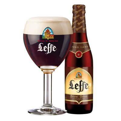 Bouteille Leffe brune 33cl