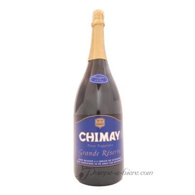 Ancien Magnum Chimay Bleue 1,5L