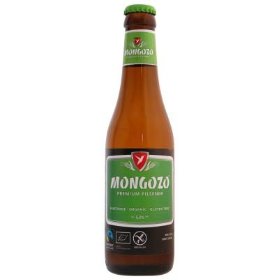 Bouteille Mongozo Bio Free 33cl