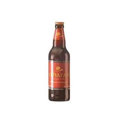 Bouteillle O HARA'S Red Irish Beer 33cl
