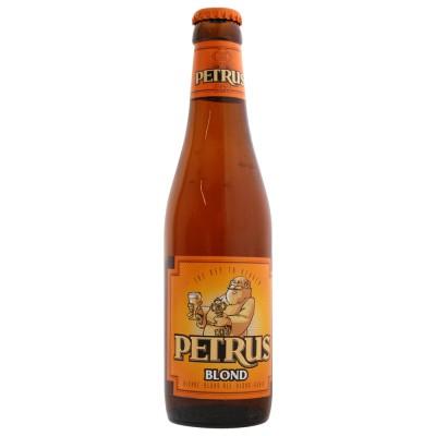 Bouteille PETRUS blonde 33cl