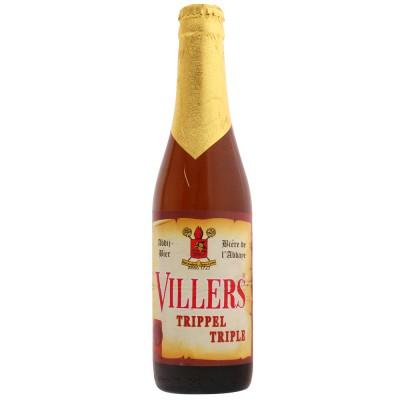 Bouteille Villers Triple 33 cl