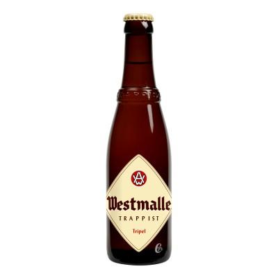 Bouteille belge Westmalle Triple 33cl