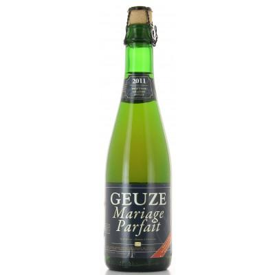 Bouteille de bière Boon Gueuze Mariage parfait 37,5cl