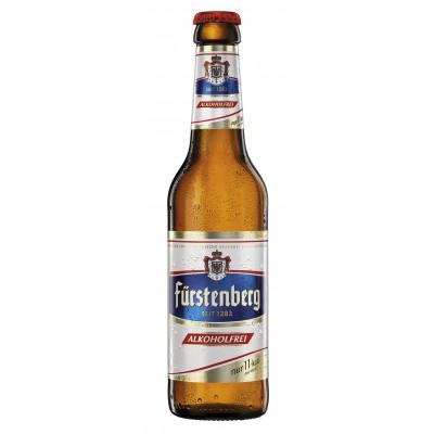 Bouteille de bière Furstemberg sans alcool - 33cl - 0,4°