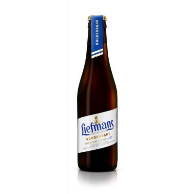 Bouteille de bière Liefmans Goudenband 33cl