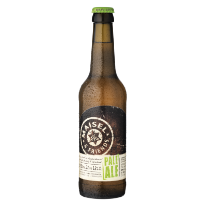 Bouteille de bière Maisel Pale Ale 33cl