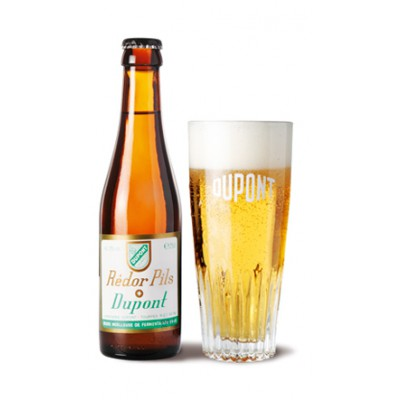 Bouteille de bière Redor Pils 25cl - 5°