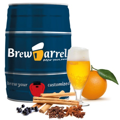 Kit de brassage BrewBarrel - Christmas Beer