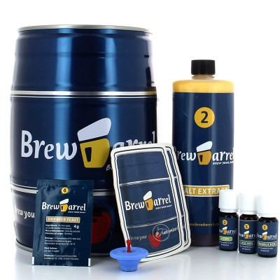 Kit de brassage BrewBarrel 2
