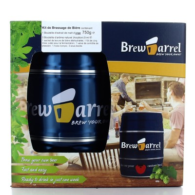 Kit de brassage BrewBarrel 5