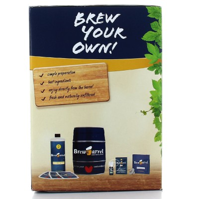 Kit de brassage BrewBarrel 4