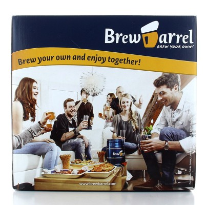 Kit de brassage BrewBarrel  3