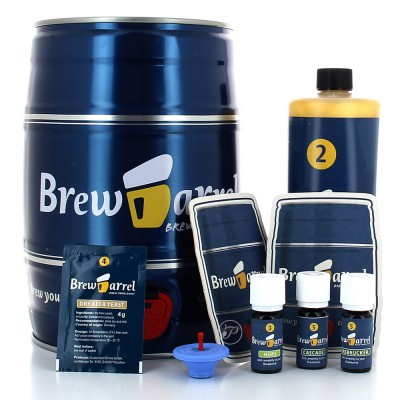 Kit de brassage BrewBarrel 1