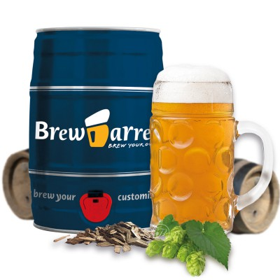 Kit de brassage BrewBarrel - Oktoberfest Beer