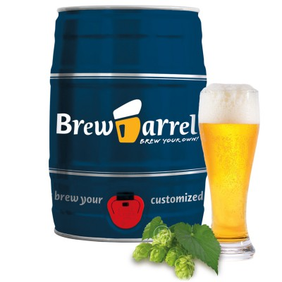 Kit de brassage BrewBarrel - Wheat Beer