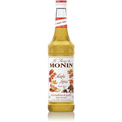 Sirop Monin - Maple Spice - 70cl