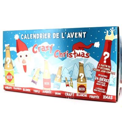 Calendrier de l'Avent 2018 - Bières Belges