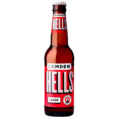 Bière Camden Town Brewery - Hells Lager - 33cl
