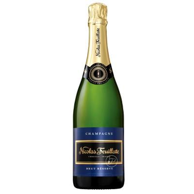 Bouteille de champagne Nicolas Feuillatte Brut Réserve - 75cl
