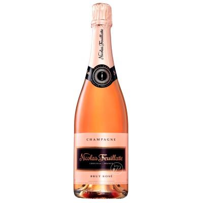 Bouteille de champagne Nicolas Feuillatte Rosé - 75cl