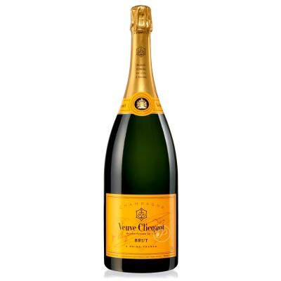 Bouteille de champagne Veuve Cliquot - 75cl