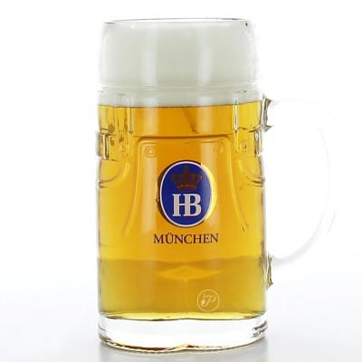 Verre Hofbrau Munchen - 1l