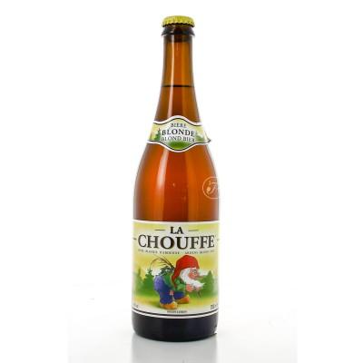Bouteille de bière CHOUFFE 8° VP75