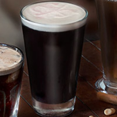 Cocktail St. Patrick - Purple Guinness