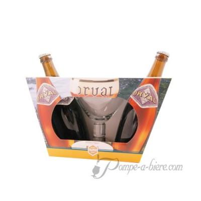 Coffret bière ORVAL Trappiste