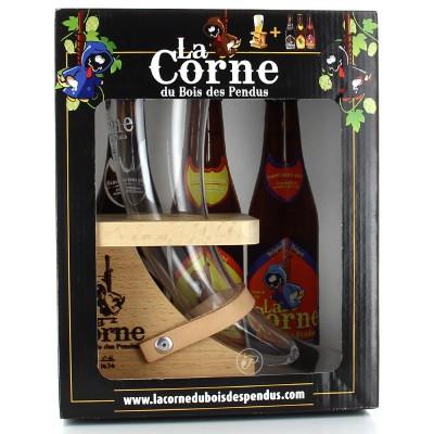 Coffret Bière la Corne