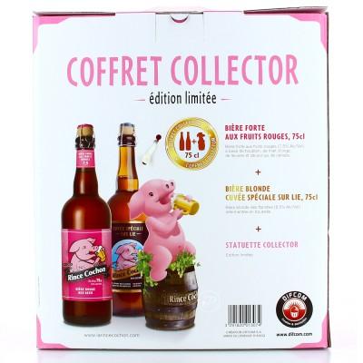Coffret Rince Cochon Collector - 2 bouteilles