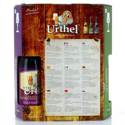 Coffret Urthel - Bouteilles 33cl de Hop It, Samaranth et Saisonnière (Coffret de bière)