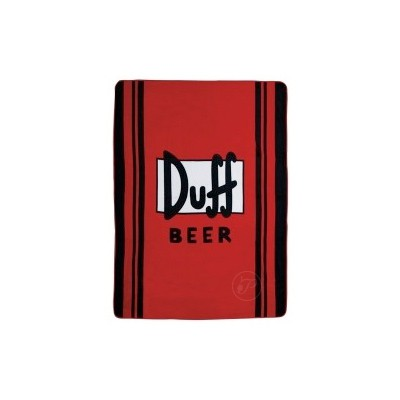 Couverture polaire Duff Beer