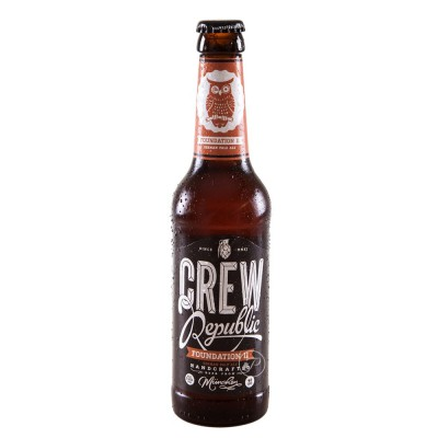 Bouteille Crew Republic - Foundation 11 - 33cl
