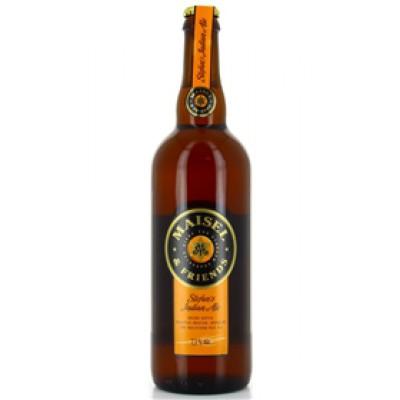 Bouteille Maisel - Stefan's Indian Ale
