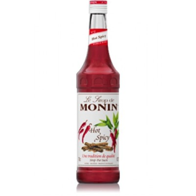 Bouteille Monin Hot Spicy